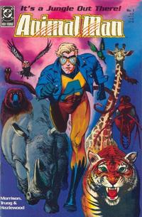 Cover Thumbnail for Animal Man (DC, 1988 series) #1
