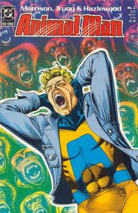 Cover Thumbnail for Animal Man (DC, 1988 series) #2