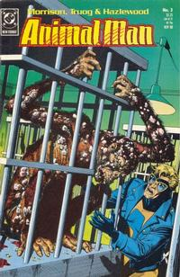Cover Thumbnail for Animal Man (DC, 1988 series) #3