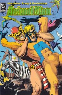 Cover Thumbnail for Animal Man (DC, 1988 series) #4