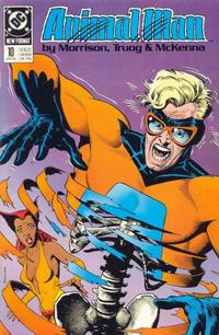 Cover Thumbnail for Animal Man (DC, 1988 series) #10