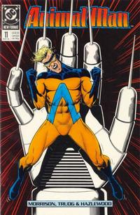 Cover Thumbnail for Animal Man (DC, 1988 series) #11