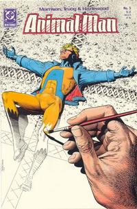 Cover for Animal Man (DC, 1988 series) #5