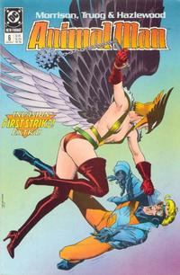 Cover Thumbnail for Animal Man (DC, 1988 series) #6