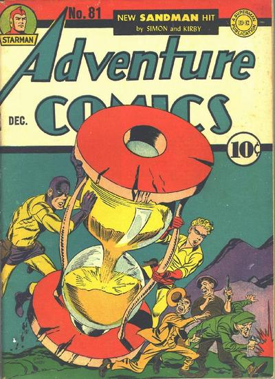 Cover for Adventure Comics (DC, 1938 series) #81