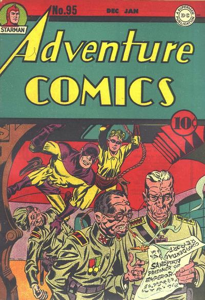 Cover for Adventure Comics (DC, 1938 series) #95