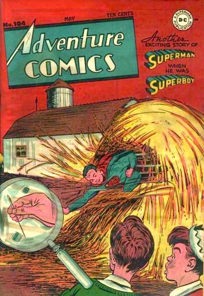 Cover for Adventure Comics (DC, 1938 series) #104