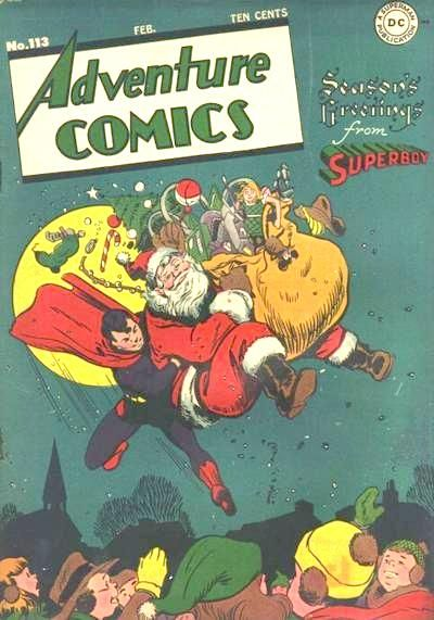 Cover for Adventure Comics (DC, 1938 series) #113