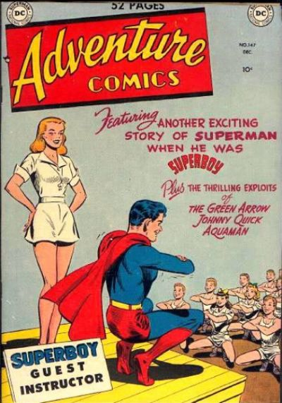 Cover for Adventure Comics (DC, 1938 series) #147