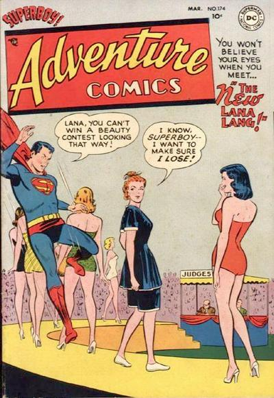 Cover for Adventure Comics (DC, 1938 series) #174