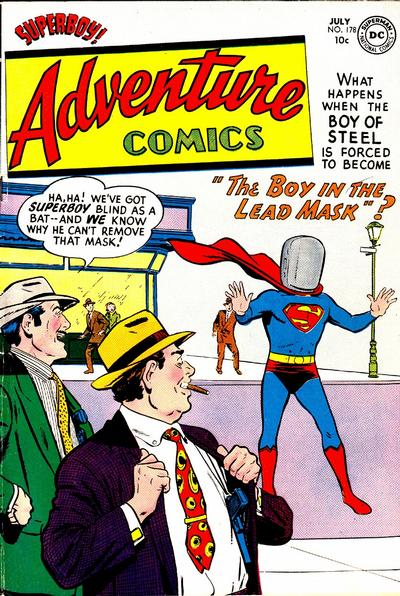 Cover for Adventure Comics (DC, 1938 series) #178
