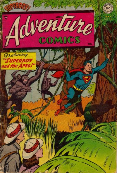 Cover for Adventure Comics (DC, 1938 series) #200