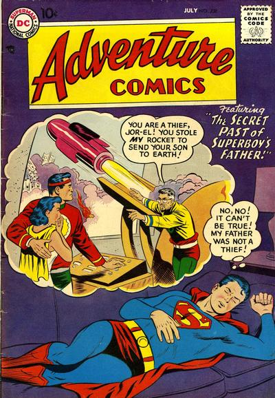 Cover for Adventure Comics (DC, 1938 series) #238