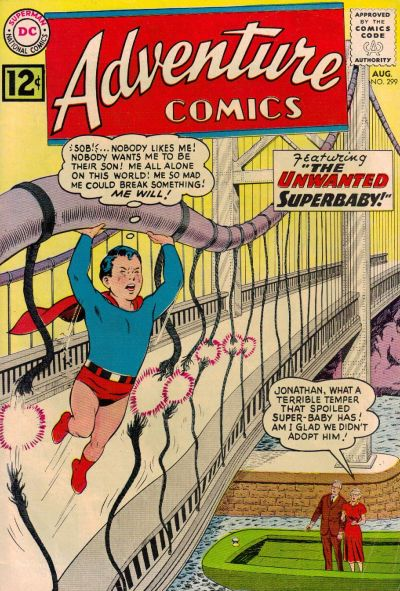 Cover for Adventure Comics (DC, 1938 series) #299