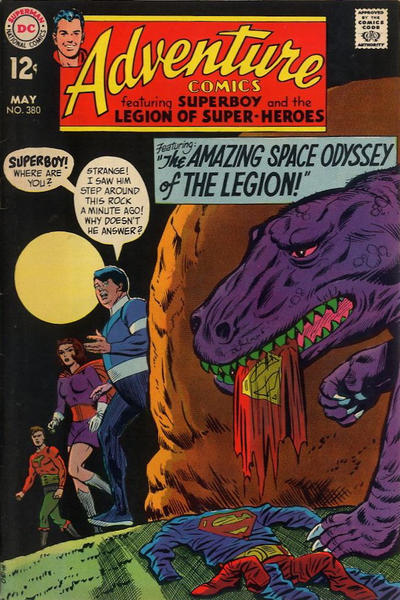 Cover for Adventure Comics (DC, 1938 series) #380