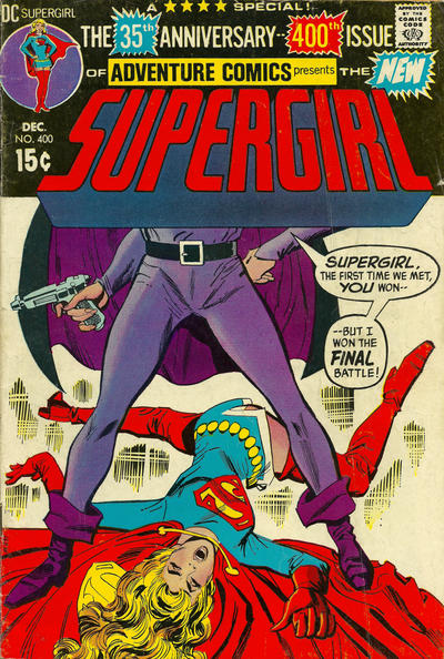 Cover for Adventure Comics (DC, 1938 series) #400