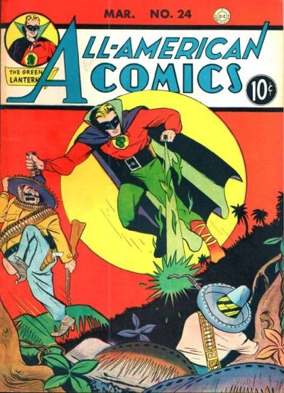 Cover for All-American Comics (DC, 1939 series) #24