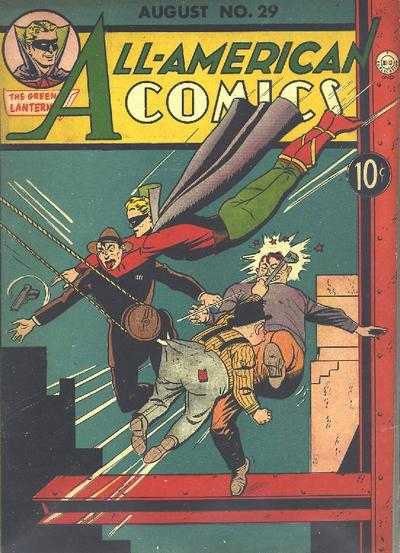 Cover for All-American Comics (DC, 1939 series) #29