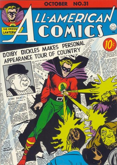 Cover for All-American Comics (DC, 1939 series) #31