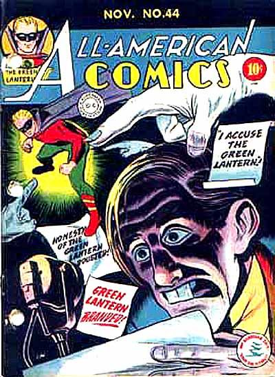Cover for All-American Comics (DC, 1939 series) #44