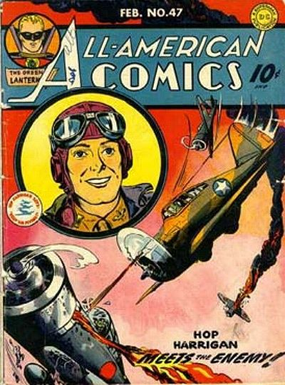 Cover for All-American Comics (DC, 1939 series) #47