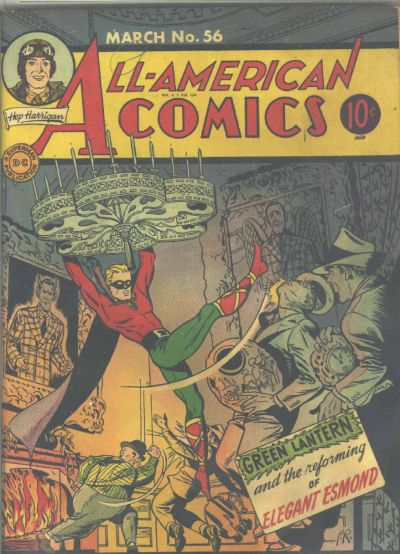 Cover for All-American Comics (DC, 1939 series) #56