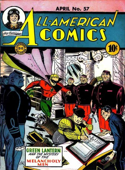 Cover for All-American Comics (DC, 1939 series) #57
