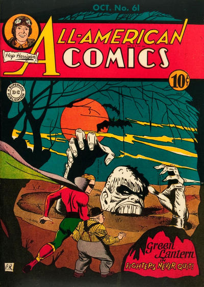 Cover for All-American Comics (DC, 1939 series) #61