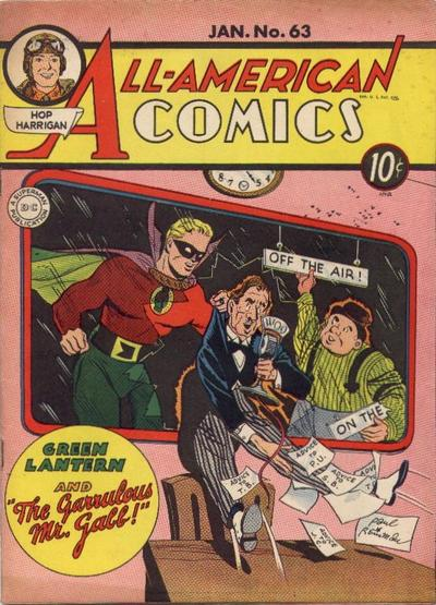 Cover for All-American Comics (DC, 1939 series) #63