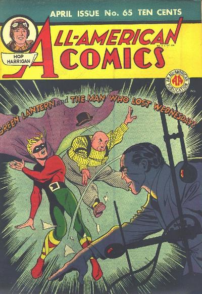 Cover for All-American Comics (DC, 1939 series) #65