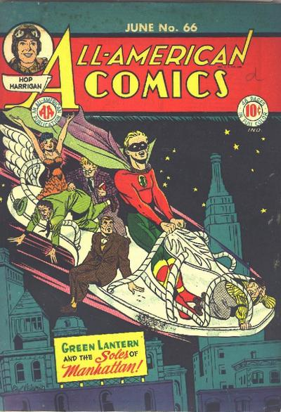 Cover for All-American Comics (DC, 1939 series) #66
