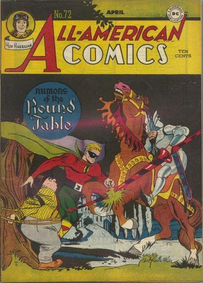 Cover for All-American Comics (DC, 1939 series) #72