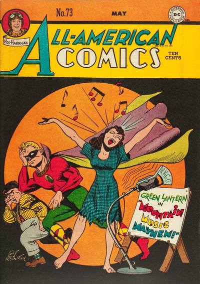 Cover for All-American Comics (DC, 1939 series) #73