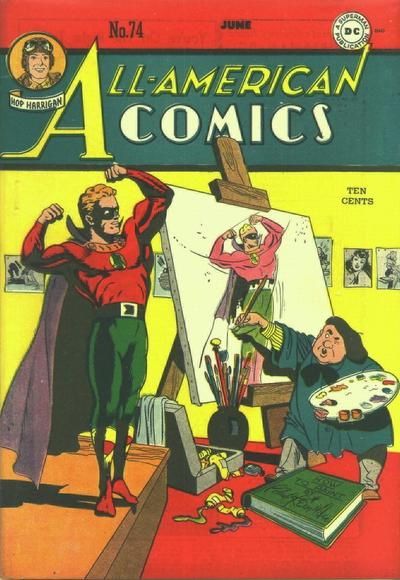 Cover for All-American Comics (DC, 1939 series) #74