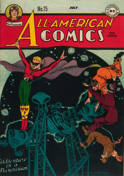 Cover for All-American Comics (DC, 1939 series) #75