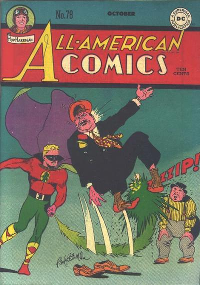 Cover for All-American Comics (DC, 1939 series) #78