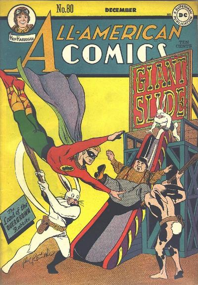Cover for All-American Comics (DC, 1939 series) #80