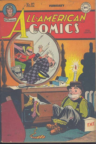 Cover for All-American Comics (DC, 1939 series) #82