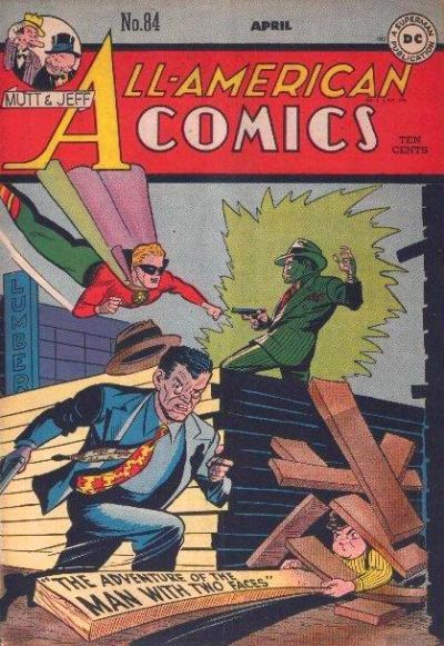 Cover for All-American Comics (DC, 1939 series) #84