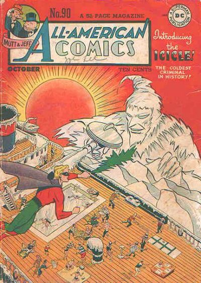 Cover for All-American Comics (DC, 1939 series) #90