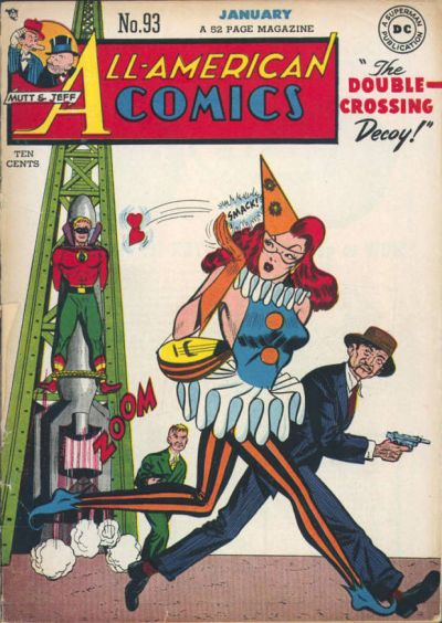 Cover for All-American Comics (DC, 1939 series) #93