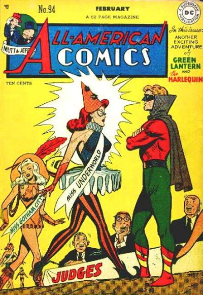 Cover for All-American Comics (DC, 1939 series) #94