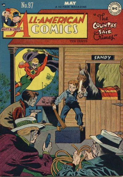 Cover for All-American Comics (DC, 1939 series) #97