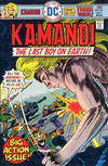 Cover for Kamandi, The Last Boy on Earth (DC, 1972 series) #34