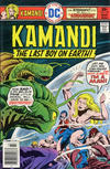 Cover for Kamandi, The Last Boy on Earth (DC, 1972 series) #39