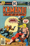 Cover for Kamandi, The Last Boy on Earth (DC, 1972 series) #42