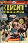 Cover for Kamandi, The Last Boy on Earth (DC, 1972 series) #45