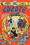 Cover for Karate Kid (DC, 1976 series) #1