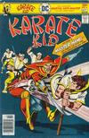 Cover for Karate Kid (DC, 1976 series) #4