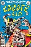 Cover for Karate Kid (DC, 1976 series) #6